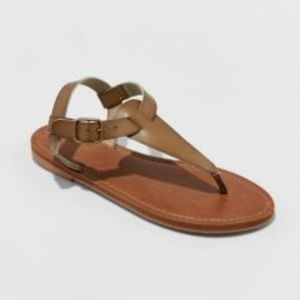 Universal Thread Women's Lady Toe Thong Sandal